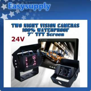 Car Rear View Mirror With Color 4.3 LCD Display + Wireless Backup