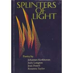 Johannes Kerkhoven, Judy Langton, Jean Pestell, Rosanna Taylor: Books