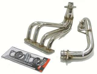 Header Manifold Exhaust FIT FOR 99 04 Toyota MR2 Spyder ZZW30