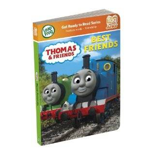 LeapFrog Tag Junior Book Thomas and Friends Best Friends