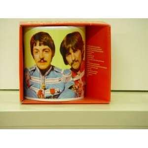 Beatles Sgt. Peppers Lonely Hearts Club Band Mug