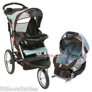 New Baby Trend Expedition Travel System   Skylar Stroller + Infant Car