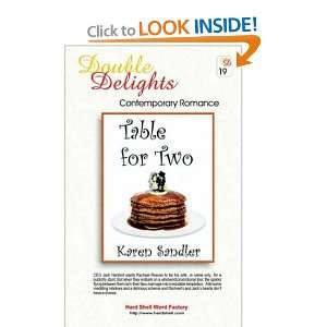 Table for Two/Just My Imagination (Double Delights #19