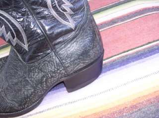 Mens Tony Lama 6250 Shrunken Shoulder Cowboy Boots 9.5