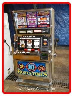 bonus time slot machine