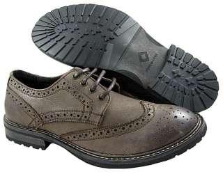 New Steve Madden Mens Macreen Dark Brown Casual Dress Shoes US SIZES