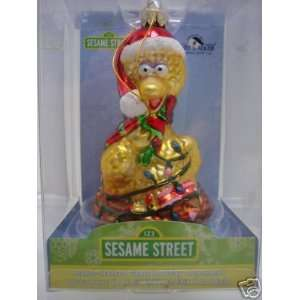 Kurt Adler 4.5 Big Bird Sesame Street Ornament Home