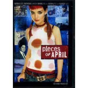 Pieces of April with Katie Holmes Digital Press Kit