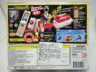 SHINKENGER SUSHI CHANGER MORPHER PHONE SHODOPHONE POWER RANGERS