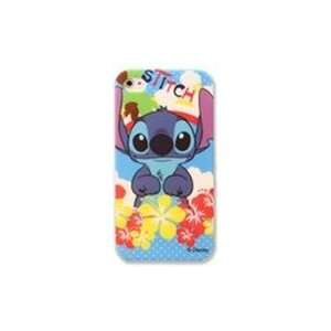 Disney Cartoon Stitch Silicone Case for Apple iPhone 4 4S