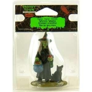 Lemax Spooky Town Halloween Wicked Wanda 02783: Kitchen
