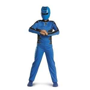 Blue Ranger Child Costume (7 8) Toys & Games
