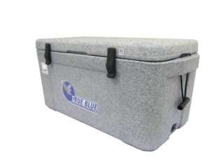 NEW Premium 55Qt Granite Ice Chests  Cooler Boxes  True Blue Coolers