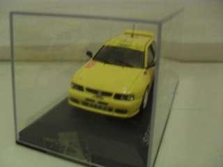 IXOSEAT Ibiza Kit car, Rally car.1/43. Diecast model
