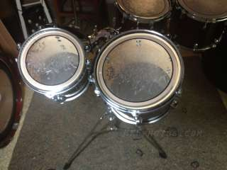 Tama Performer 5pc Birch Drum Set in Walnut with Gig Bags