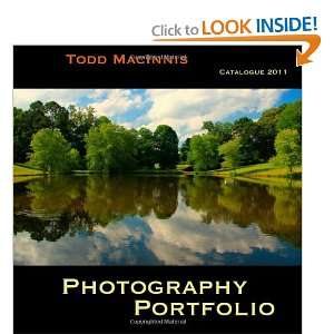 Portfolio: 2011 Catalogue (9781466305830): Todd Macinnis: Books