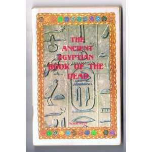 The Ancient Egyptian Book of the Dead: Dr. Malachi Z. York: Books