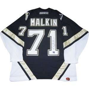 Evgeni Malkin Autographed Jersey   Pro Sports & Outdoors