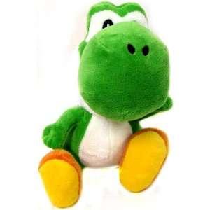 Super Mario Brothers BanPresto 6 Inch Plush Figure Yoshi