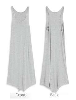 New Womens Sexy V cut Summer Boho Dress size S Gray