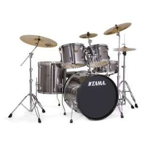 Tama Imperial Star Standard 5 piece Drum Set   Bronze Mist