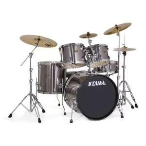 Tama Imperial Star Standard 5 piece Drum Set   Bronze Mist