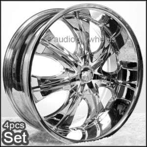24inch Wheels,Rims Chevy,Ford GMC Cadillac Nissan Tahoe
