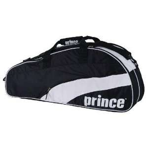 Prince 11 T22 Team 6 Pack Tennis Bag (Black/White