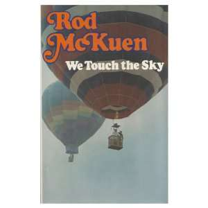 We touch the sky (9780671248284) Rod McKuen Books