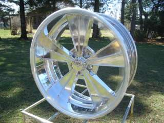 BOYD CODDINGTON RUMBLER WHEEL FORD MOPAR DODGE 5 ON 4.5 BOLT PATTERN