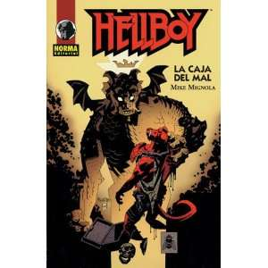 ) (Spanish Edition): Mike Mignola: 9781594970313:  Books