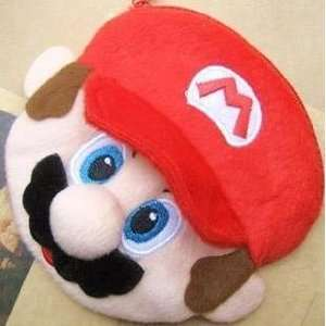 Mario Bros Super Mario Coin Purse and Mobile Pocket Sports
