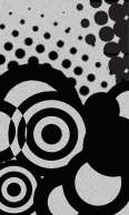 BEBE Black & White Stripe Criss Cross back bandage style Mini Club