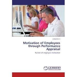 of employee motivation Asma Munir 9783845476285  Books