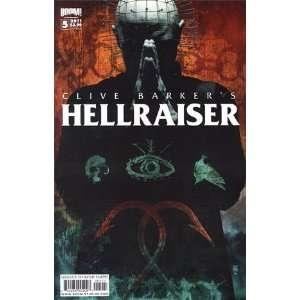 Clive Barkers Hellraiser Vol 2 #5 Cover A Clive Barker