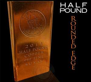 Al Capone Bar .999 Fine Copper Bullion Ingot Art Bar Gift Investment