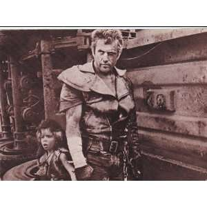 Mel Gibson Postcard Mad Max  RARE   4 x 6: Everything Else