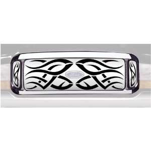 Putco 85106 Tribe Mirror Stainless Steel Grille Automotive