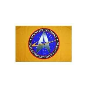 Star Trek Starfleet Command   Flag   Banner Limited