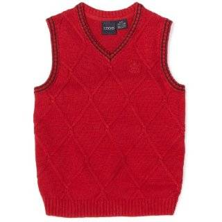 Izod Kids Boys 8 20 Cable Sweater Vest