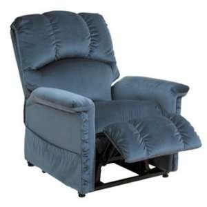 Catnapper Champion Power Lift Recliner in Blue
