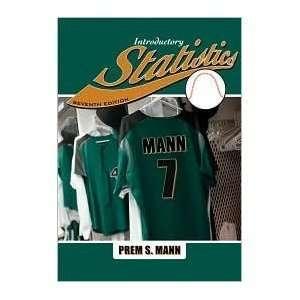 Statistics: Prem S. Mann: 9780471010173:  Books