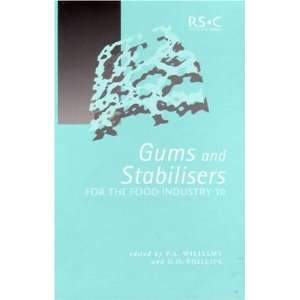 Gums and Stabilisers for the Food Industry 10 (Pt. 10