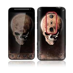 HTC Evo 3D Decal Skin   Bad Moon Rising