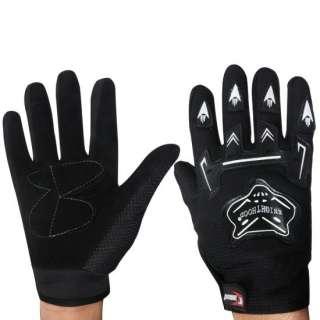 Dirt Bike Mountain Cycling Gloves Motorcross Bmx Full Finger Mitts