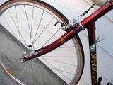 Specialized EPIC vintage road bike carbon fiber frame aluminum forks
