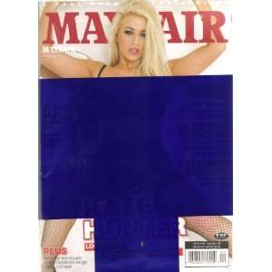 MAYFAIR VOL. 46, NO. 4: MAYFAIR MAGAZINE. PAUL RAYMOND: Books