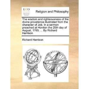 .  By Richard Harrison. (9781171143680) Richard Harrison Books