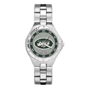 New York Jets Pro II Womans Bracelet Watch Sports