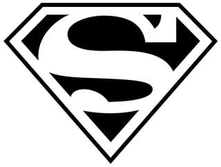 Superman S Logo Symbol Vinyl Decal Sticker